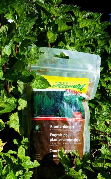Biorga Kräuterdünger von Hauert