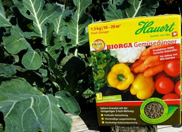 Biorga Gemüsedünger