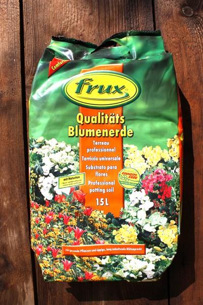 Qualitäts Blumenerde - Frux