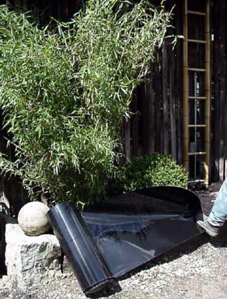 bambus rhizomensperre bambus rhizomensperre garten. Black Bedroom Furniture Sets. Home Design Ideas